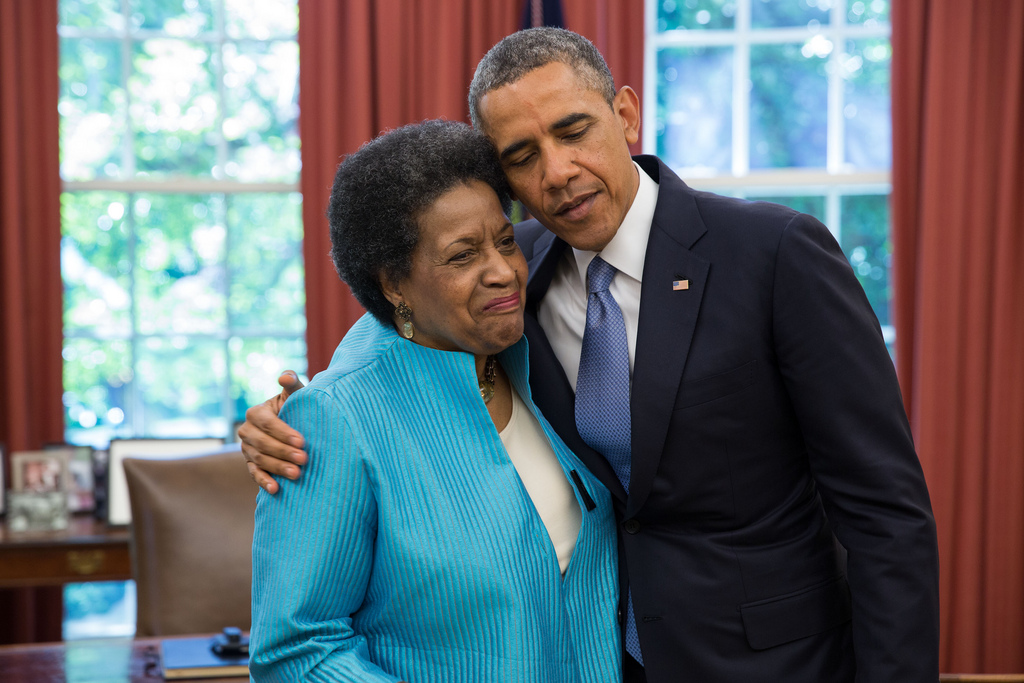 "Myrlie Evers-Williams: ""I Am Me"""