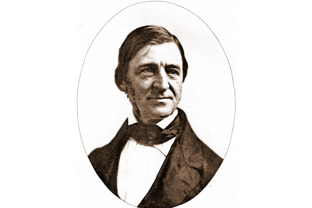 "Ralph Waldo Emerson: ""Men Are What Their Mothers Made Them"""