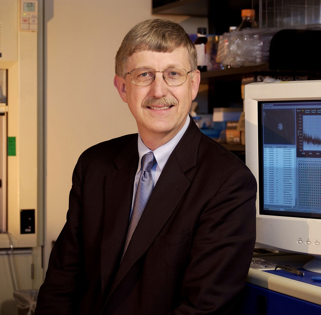 Dr. Francis S. Collins: Setting the Bar for Gender Inclusiveness