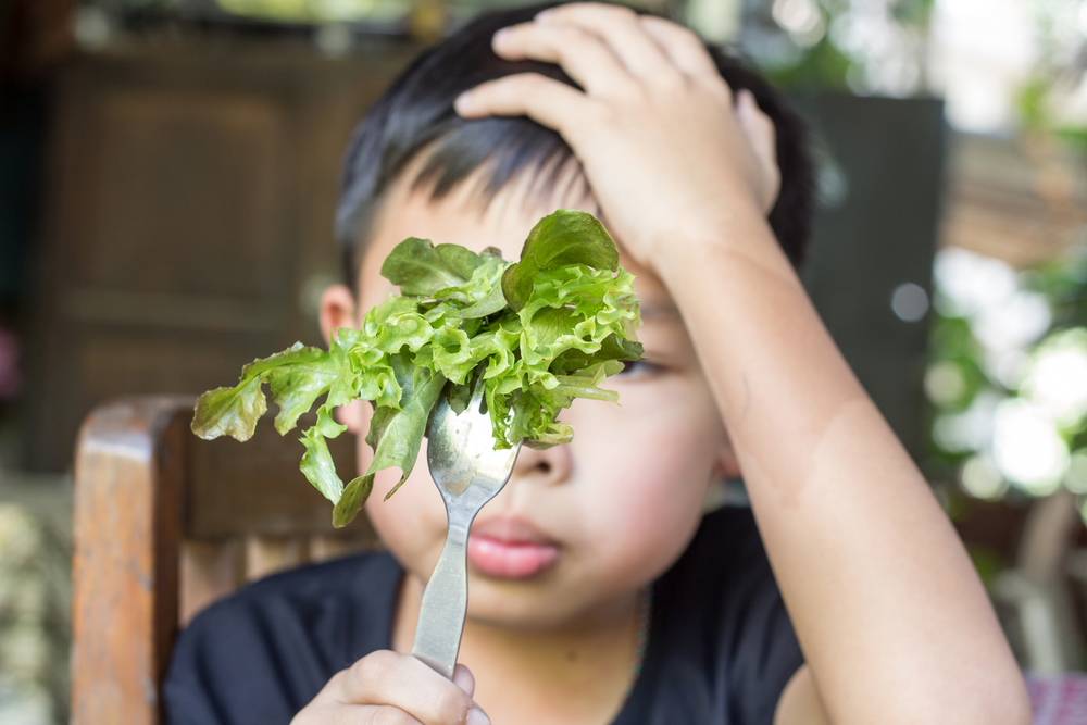 Stop Catering to Your Child's Eating Habits