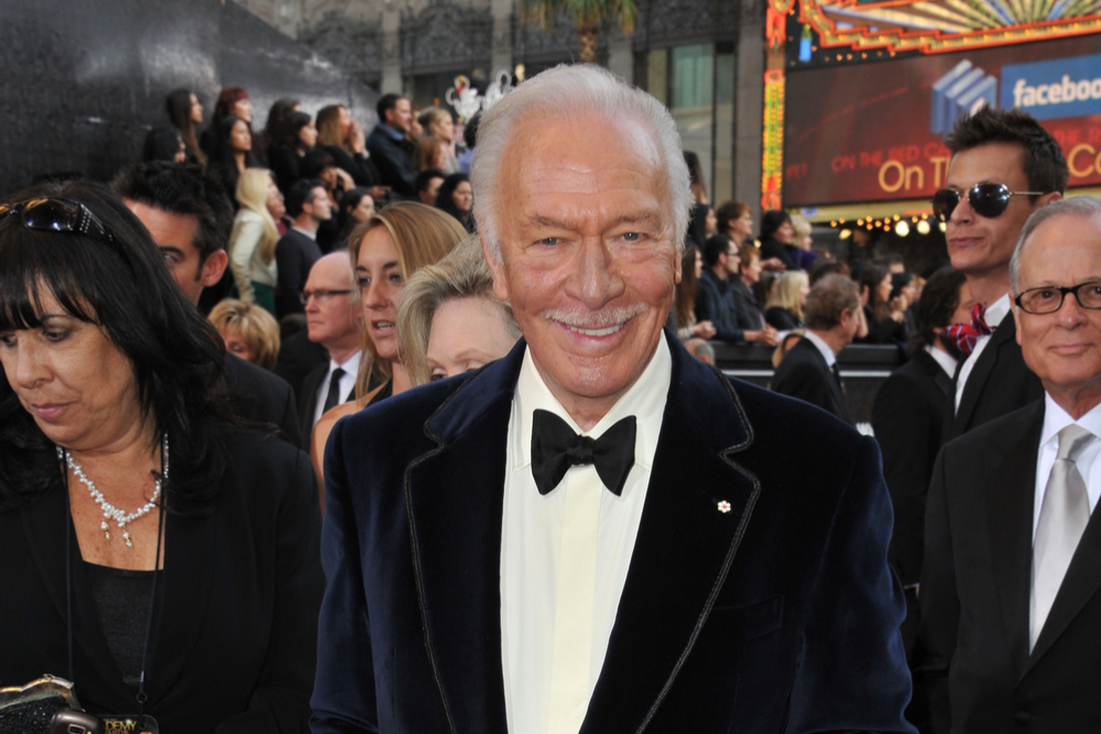 Christopher Plummer: Hat Trick