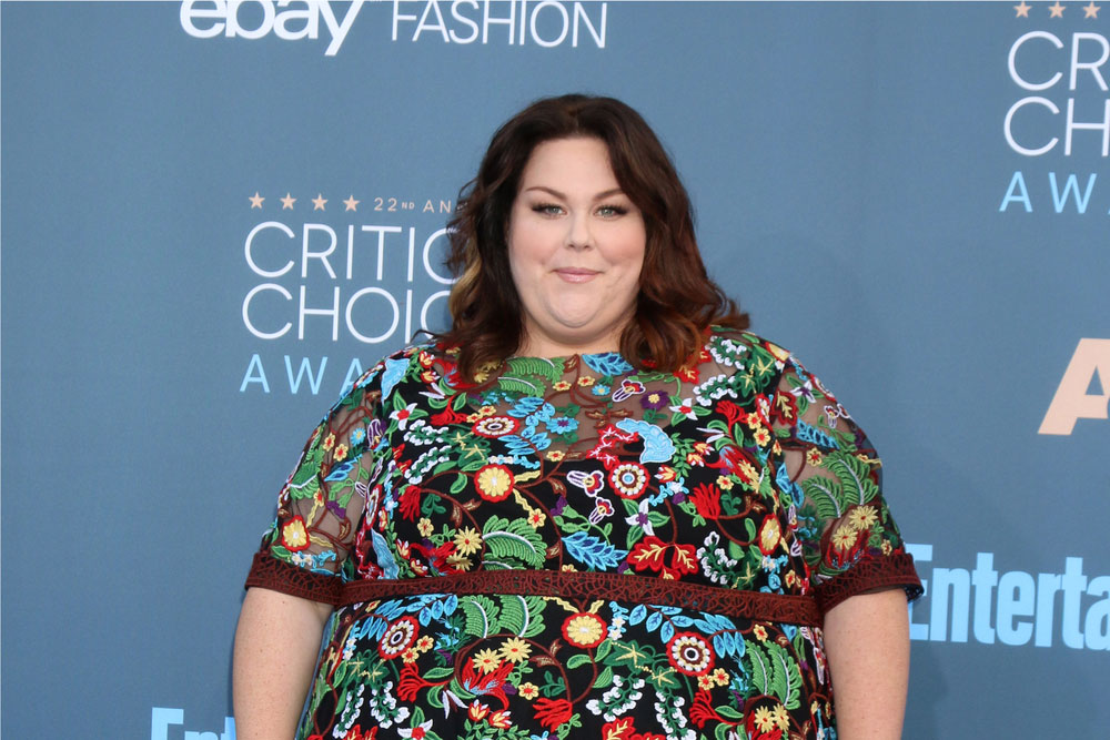 "Chrissy Metz: ""She was everything to us"""
