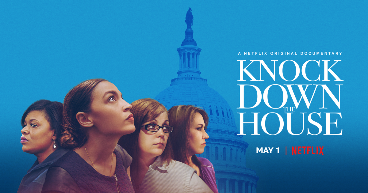 """Knock Down the House"" Is a Must Watch for Exhausted Female Voters"