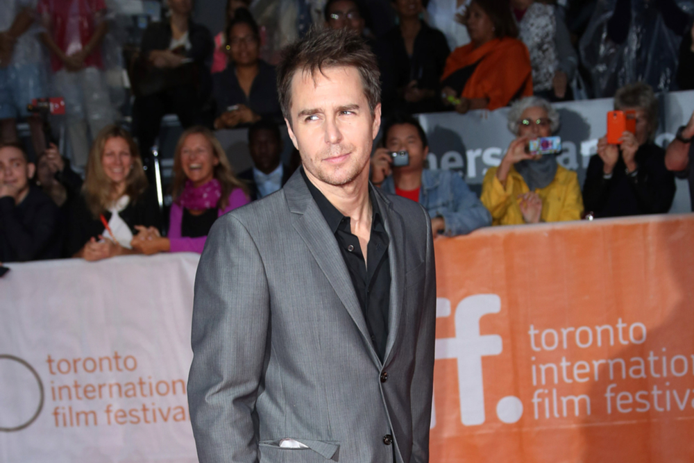 "Sam Rockwell: ""As an Actor, I Have to Find the Humanity"""