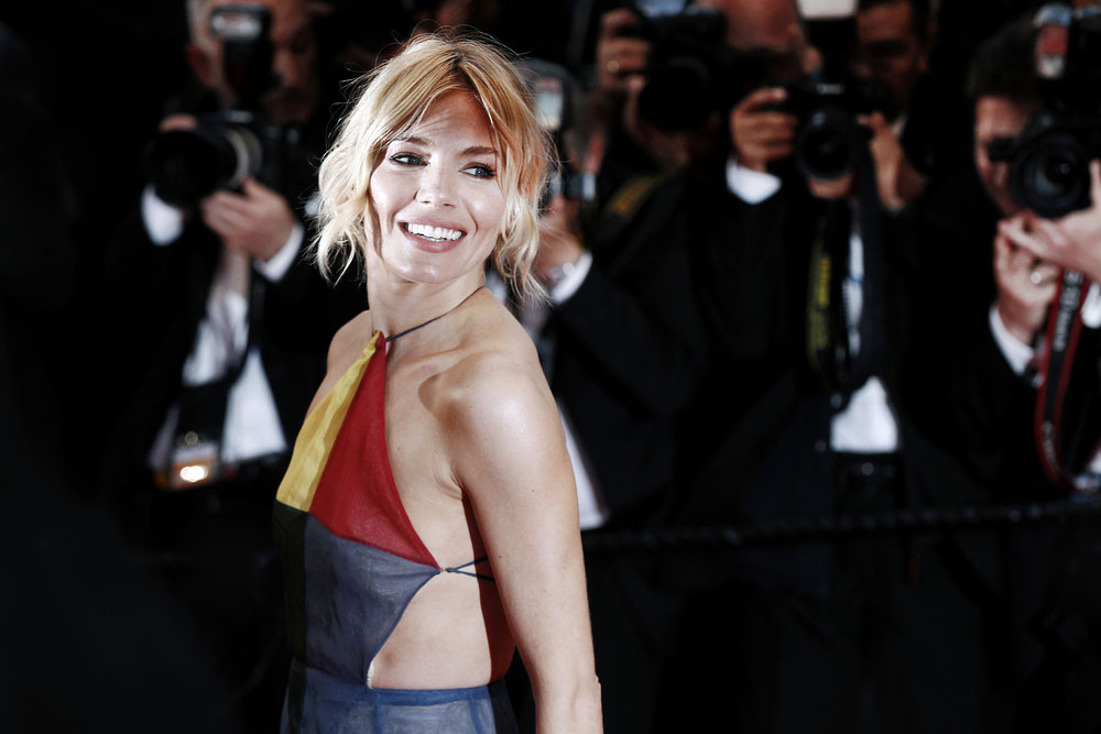 Sienna Miller: Yin and Yang