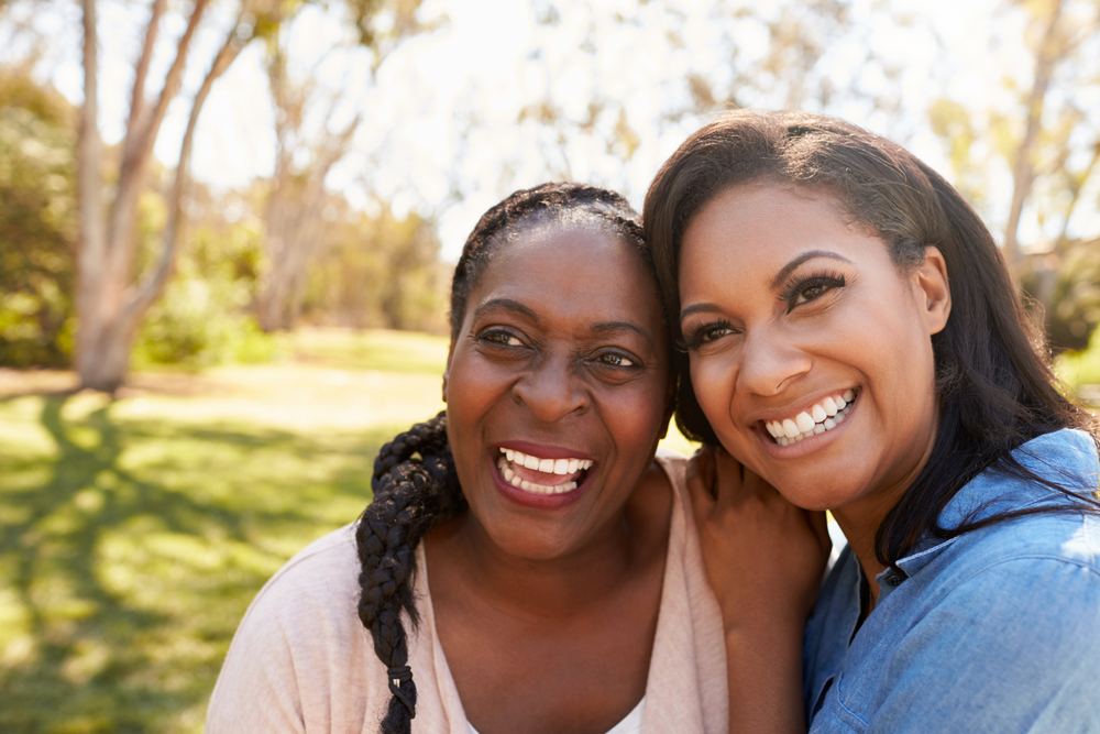 Caring for Your Aging Parents as a Solo Mom