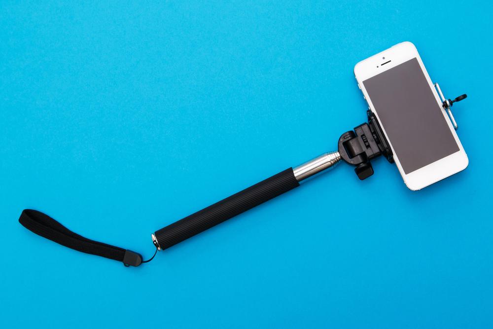 Selfie Sticks and the Single Mom