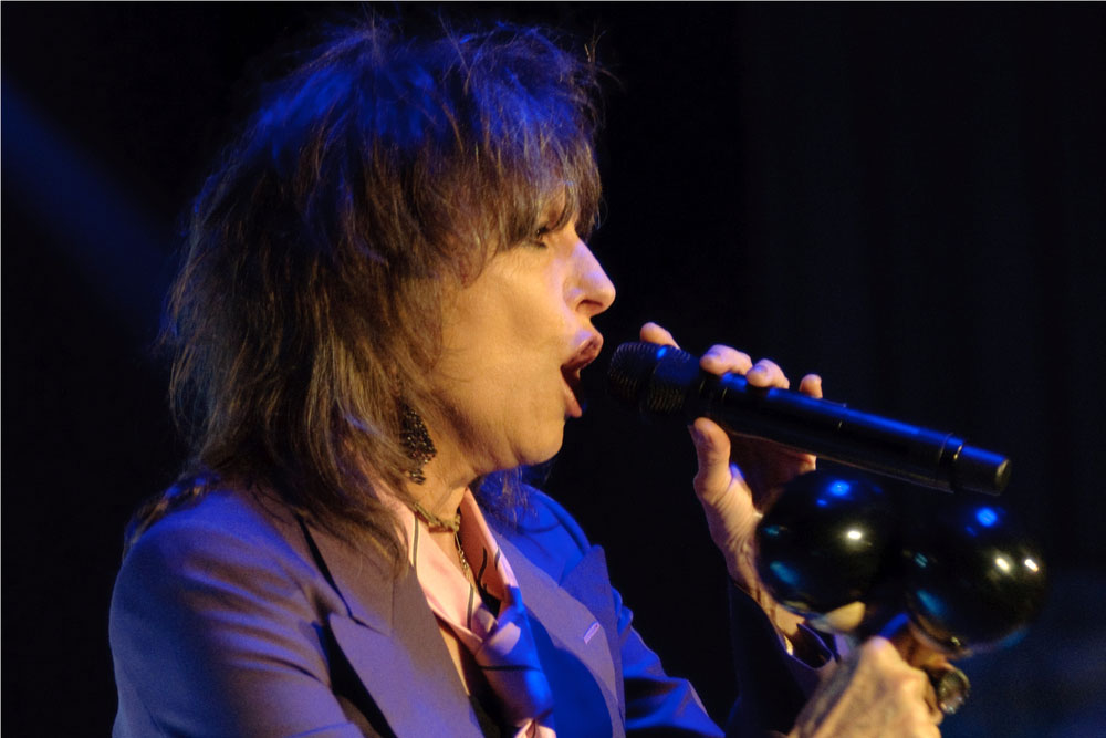 "Chrissie Hynde: ""How Can You Retire From Being Yourself?"""