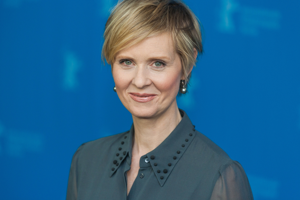 Cynthia Nixon: Drawing on the Personal