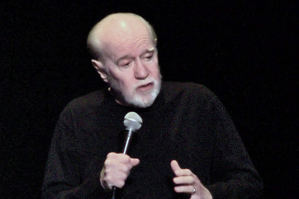 George Carlin: Something Witty