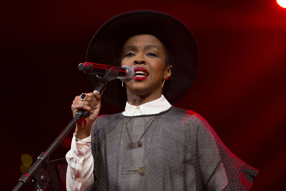Lauryn Hill: Fearless