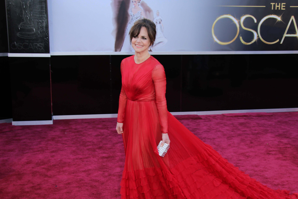 Sally Field: Fulfilled by Work and Family