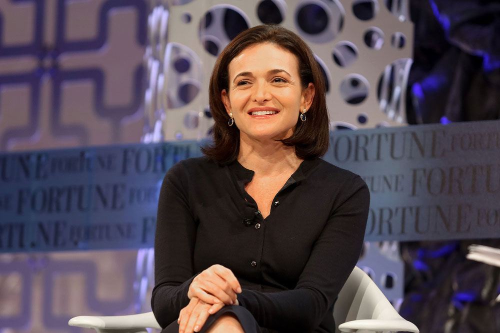 Sheryl Sandberg's Most Powerful Work to Date