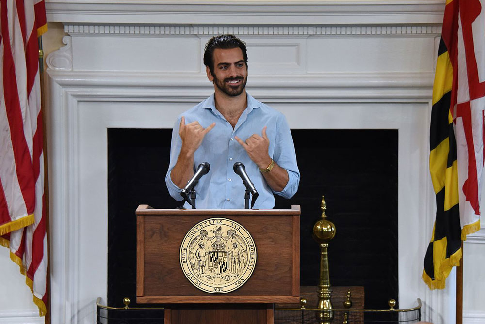 Nyle DiMarco: Offering Inspiration and Encouragement