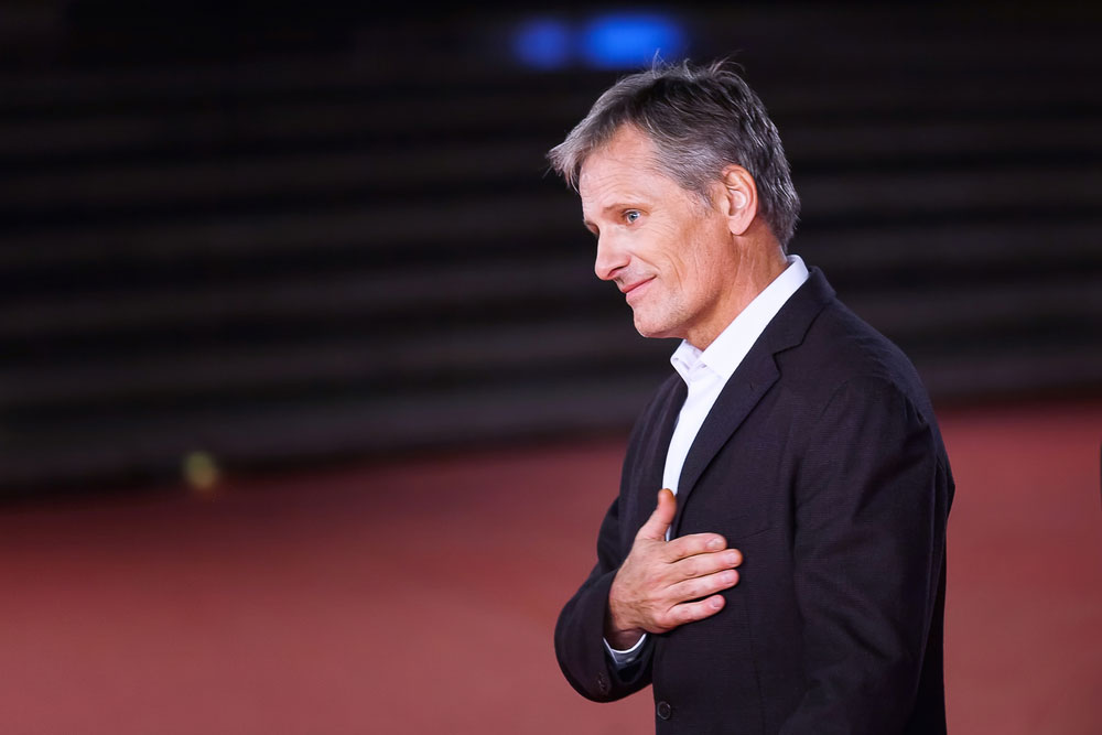 "Viggo Mortensen: ""She Always Loved Movies"""