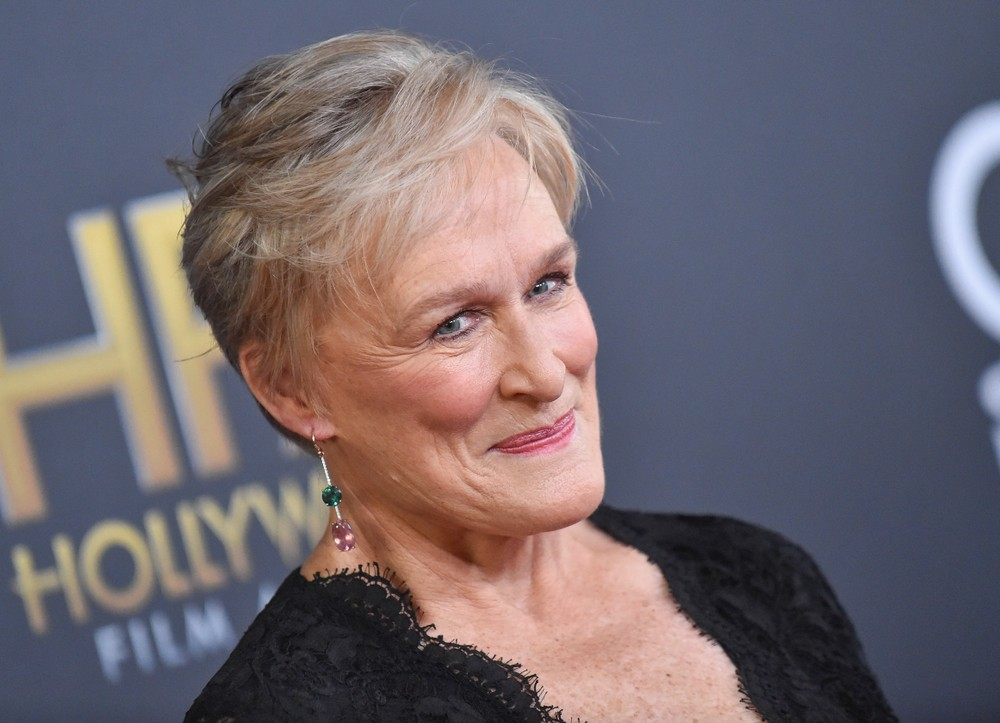 "Glenn Close: ""Do Work That Is Authentic"""
