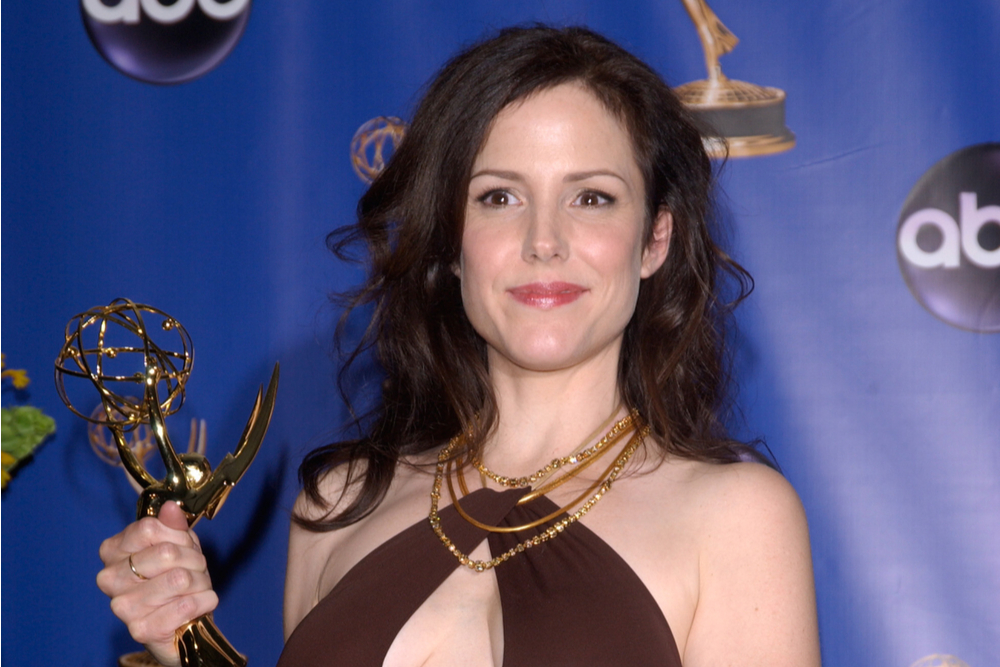 "Mary-Louise Parker: ""I Am Aware of My Good Fortune"""
