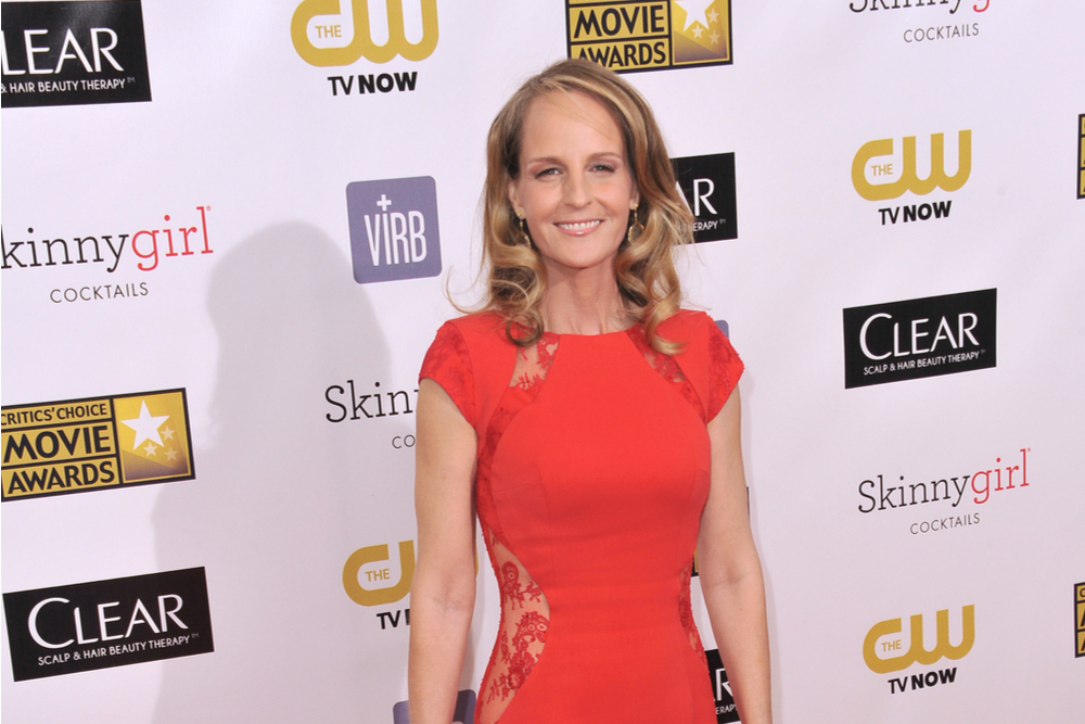"Helen Hunt: ""It's the Greatest Pleasure I've Ever Known"""