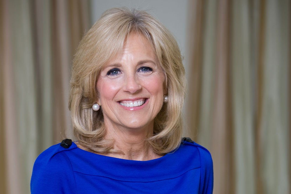 Dr. Jill Biden: Dedicated to Education for Women and Moms