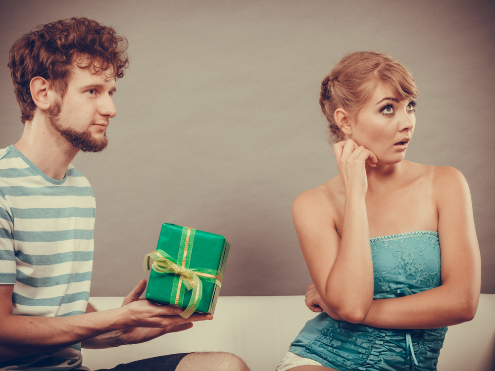 Gifts and Cards, What's the Etiquette with an Ex?
