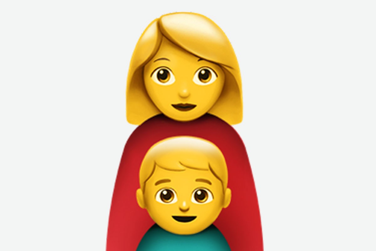 Apple Celebrates Solo Moms with New Emojis
