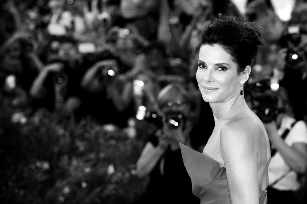 "Sandra Bullock: ""You Can't Go Backward"""