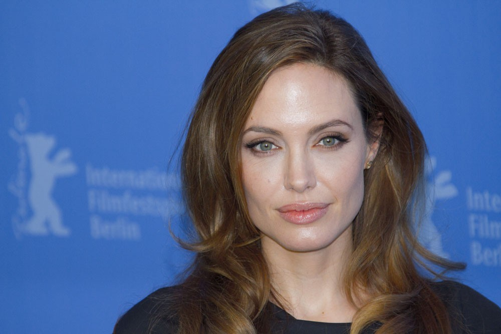 Angelina Jolie: Determination at All Costs