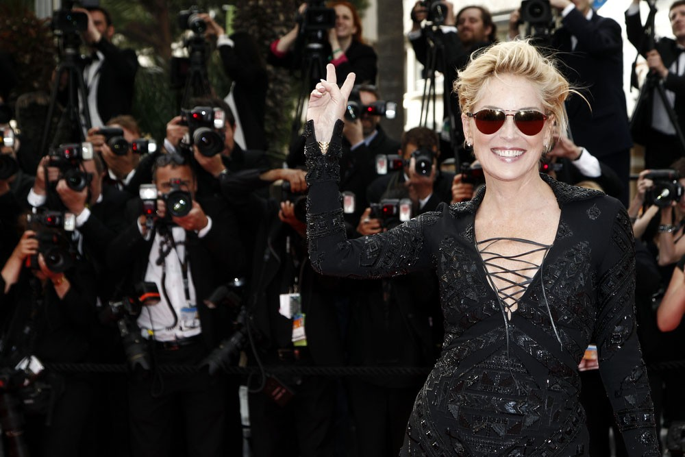 Sharon Stone: A Phoenix Arises