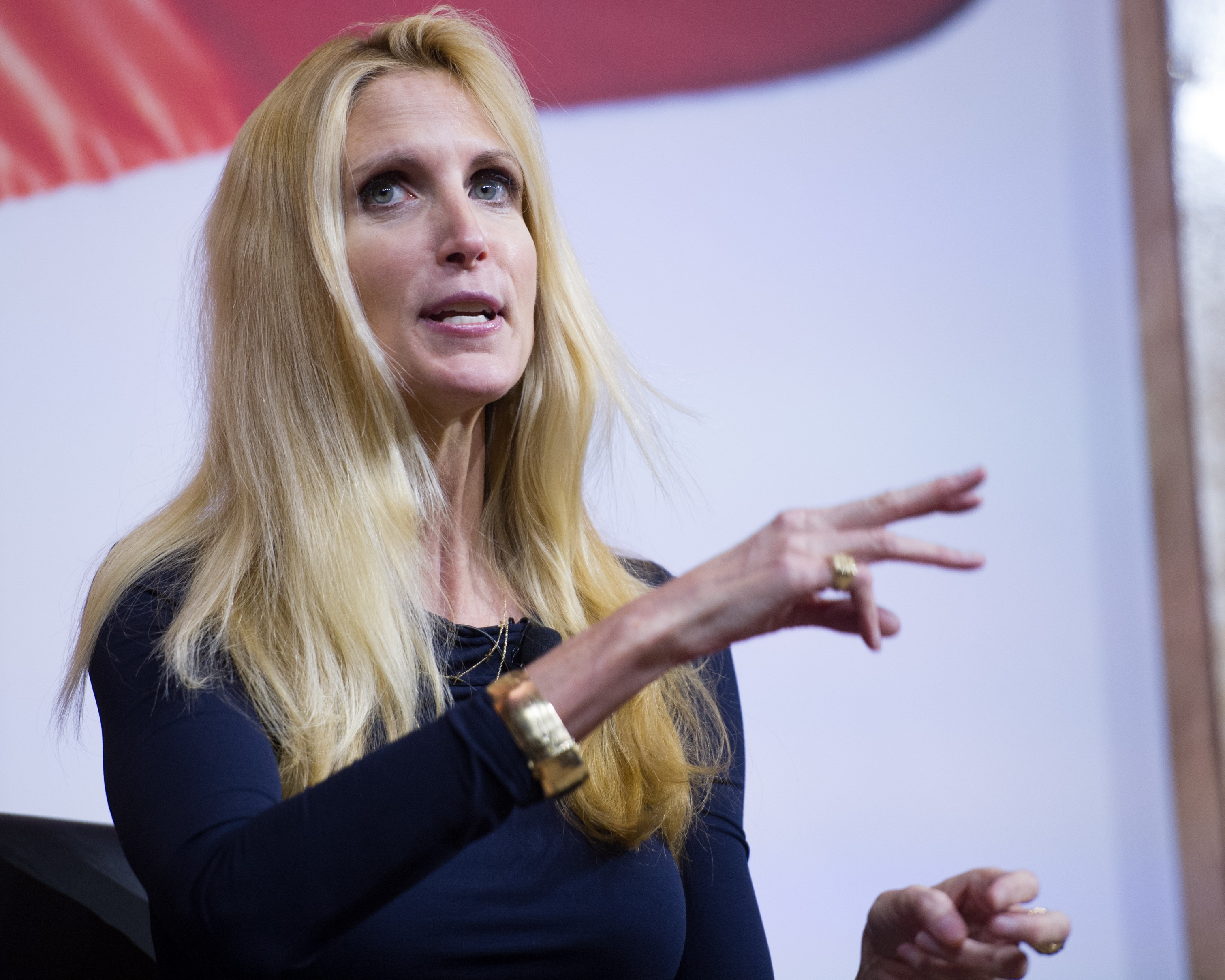 Ann Coulter Needs a Time Out