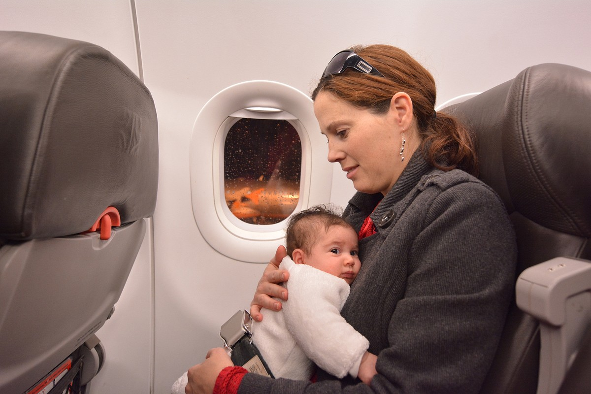 Solo Mom of Newborn, Will Travel