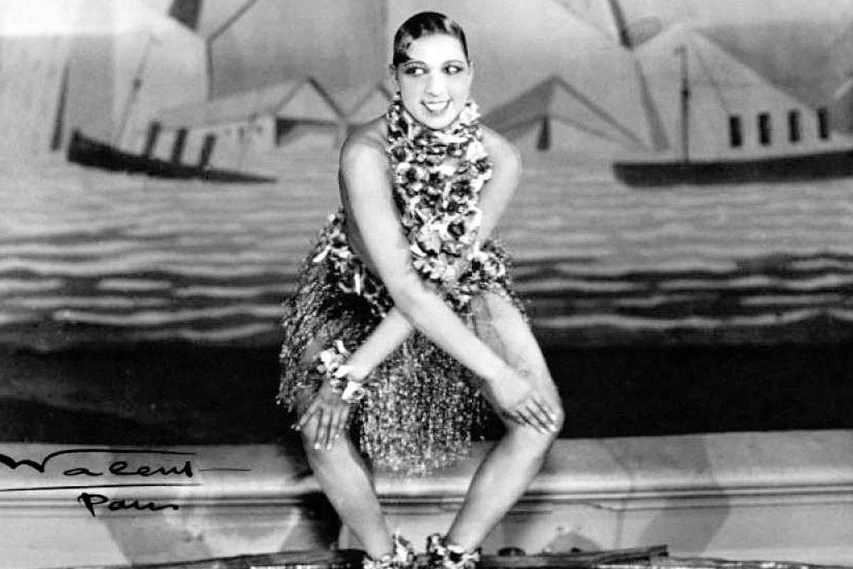 Josephine Baker: Rainbow Tribe