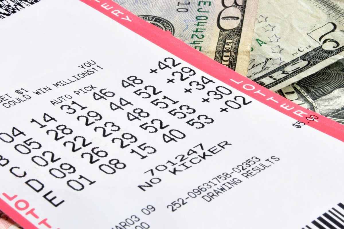 The Lottery Is Not a Wise Investment Strategy