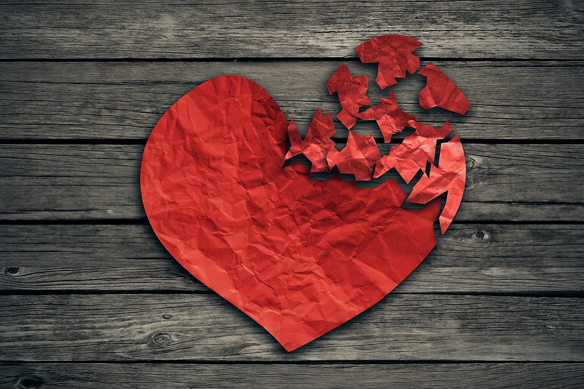 Surviving the Holidays with a Broken Heart