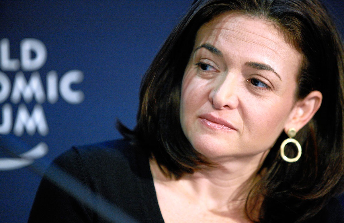 Sheryl Sandberg: Finding Meaning in the Face of Loss