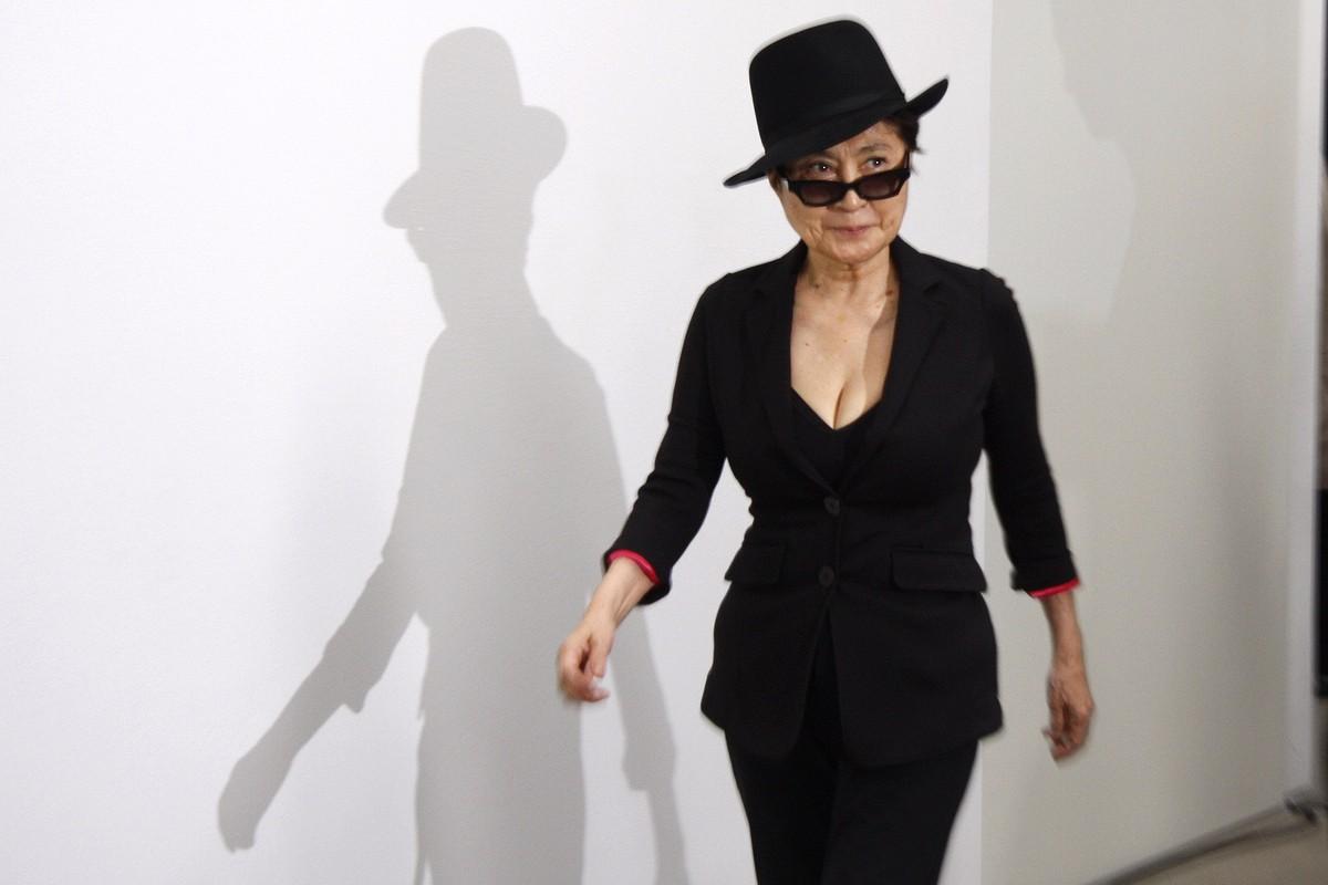 Yoko Ono: Comfortable in Her Own Skin
