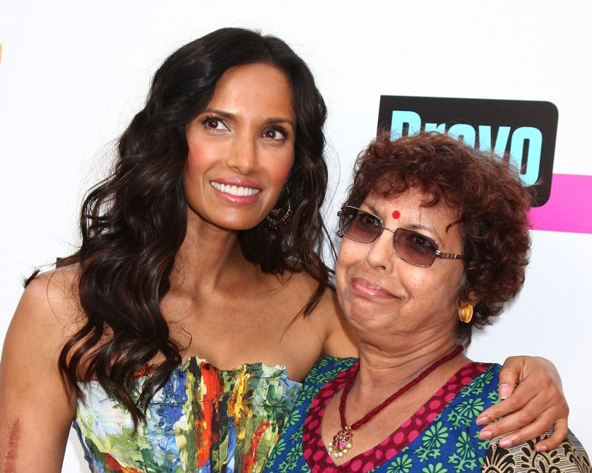 Padma Lakshmi: Romance Takes a Backseat