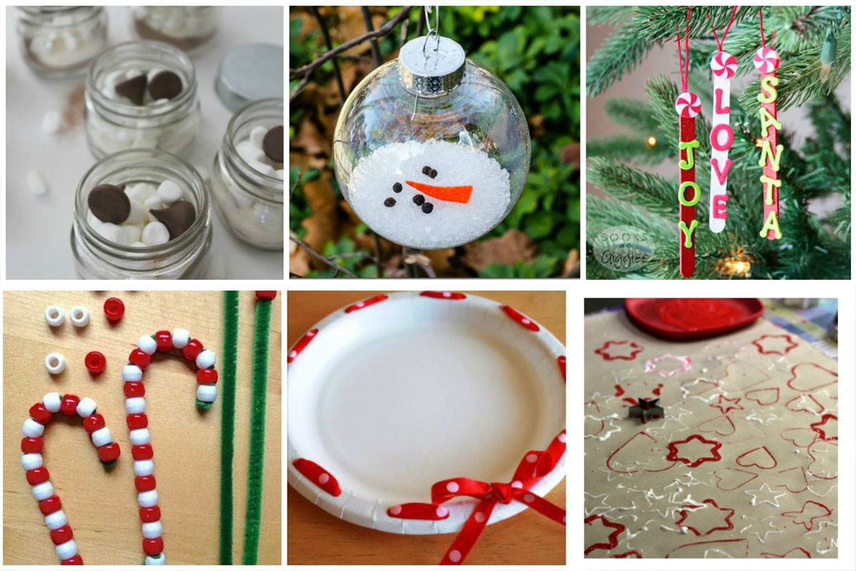 Homemade Christmas Gifts For Kids.Six Homemade Holiday Gifts For Children To Make Esme