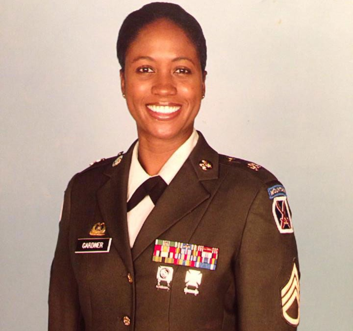 Solo Mom Asibi Gardner and the Challenges of Four Deployments