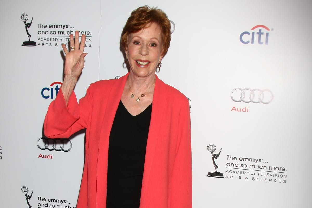 Carol Burnett: A Different Kind of Hollywood Story