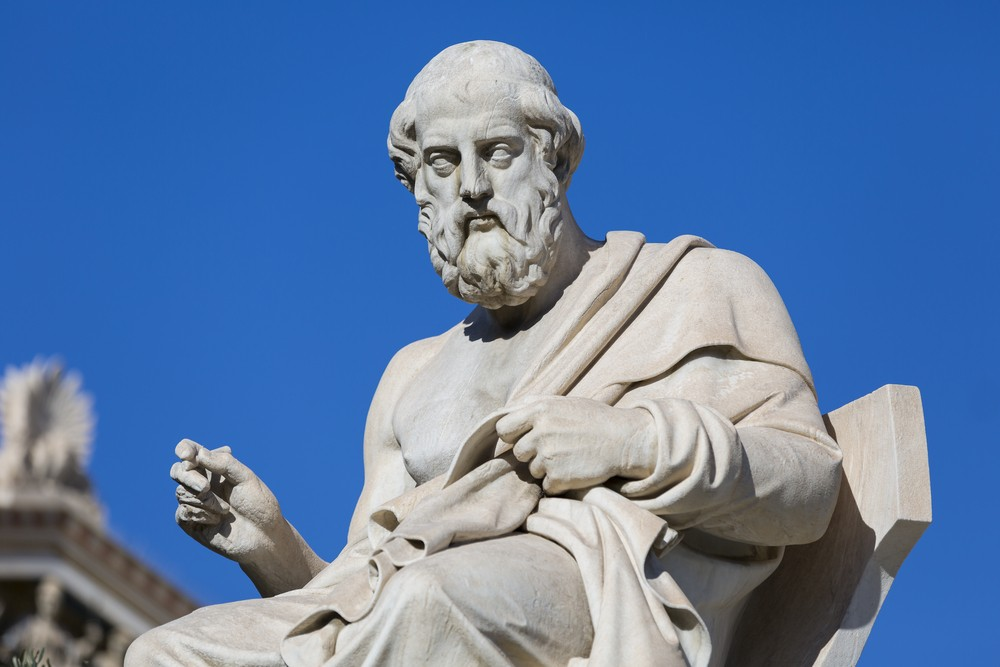 Plato: Enlightened Views