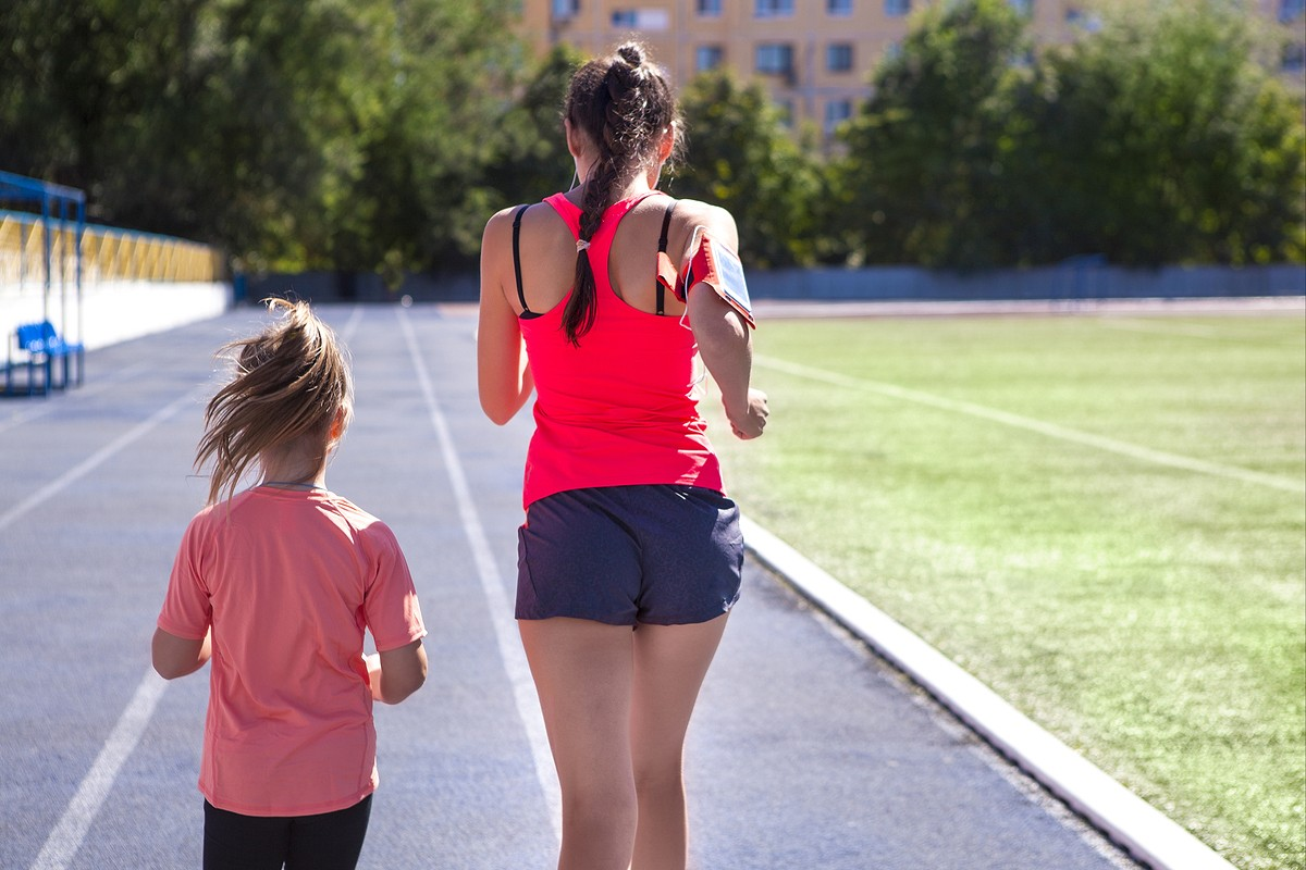 Does Being Physically Fit Make You a Better Parent?