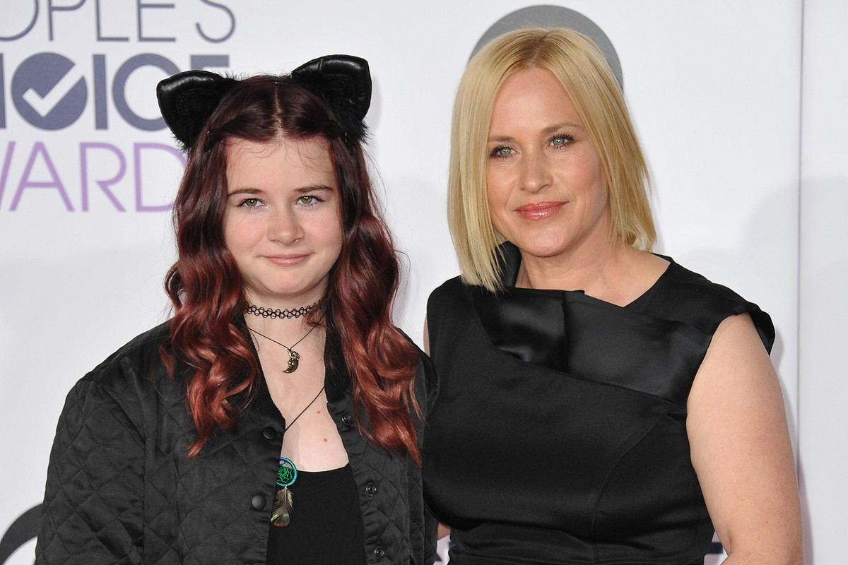 Patricia Arquette: Staying Strong