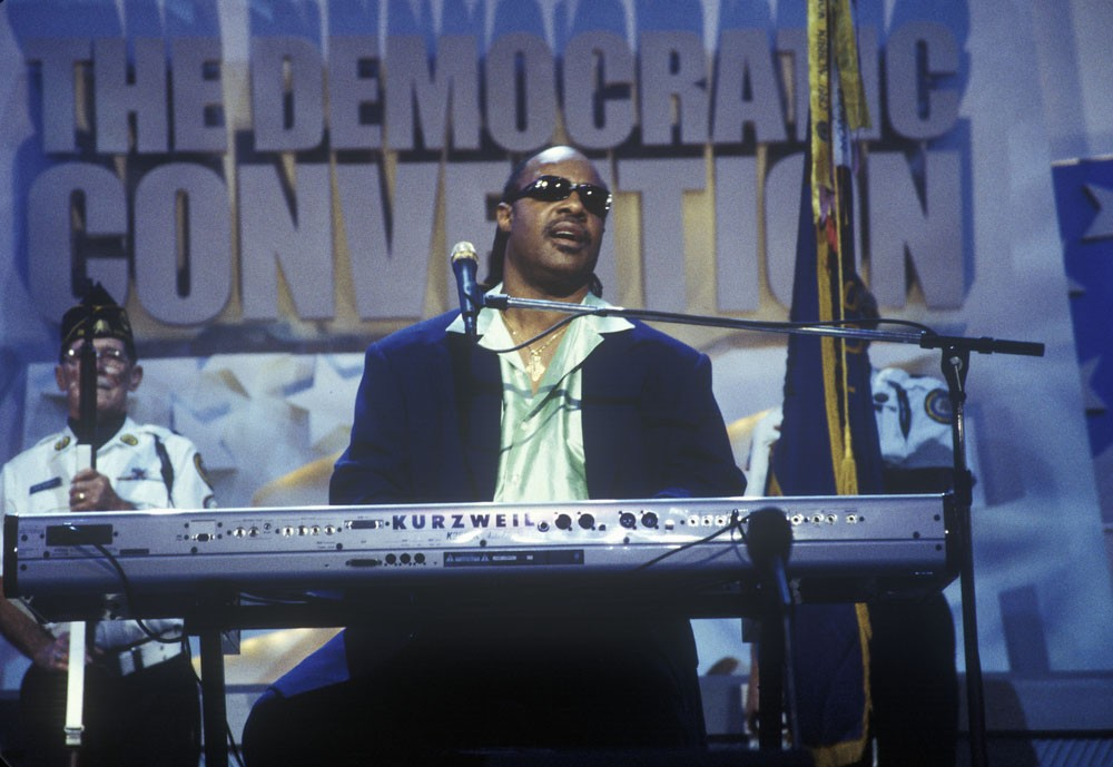 Stevie Wonder: His Greatest Teacher