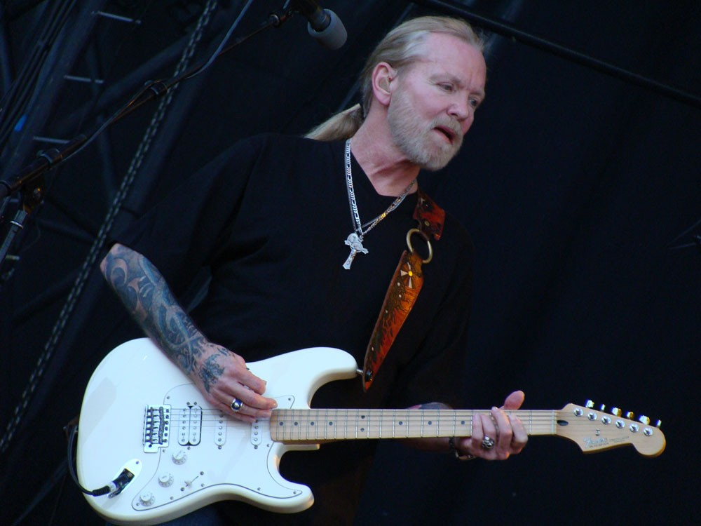 Gregg Allman: Rebel on a Harley