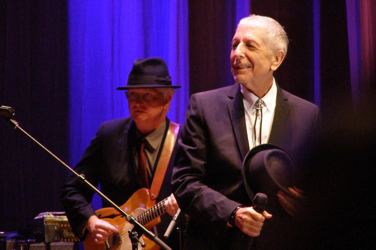 Leonard Cohen: Chekhovian Spirit