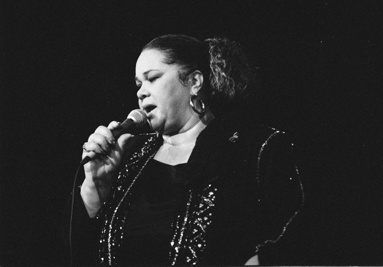 Etta James: Something of Her Own