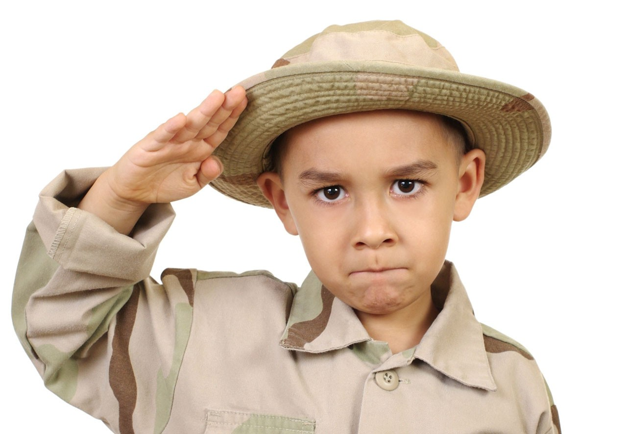 Raising a Future Army Recruit