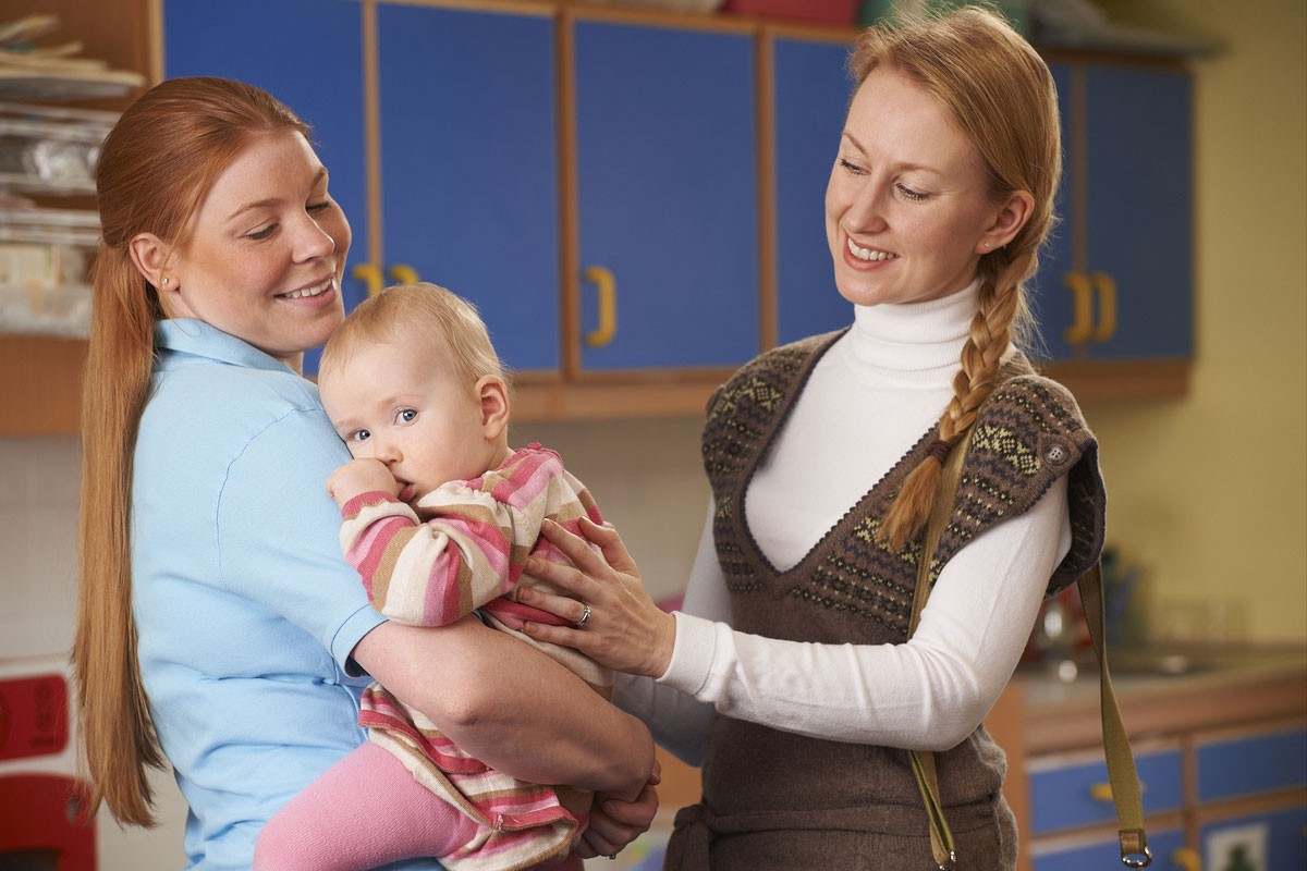 Does Your Child-Care Provider Need to Know About Your Divorce?