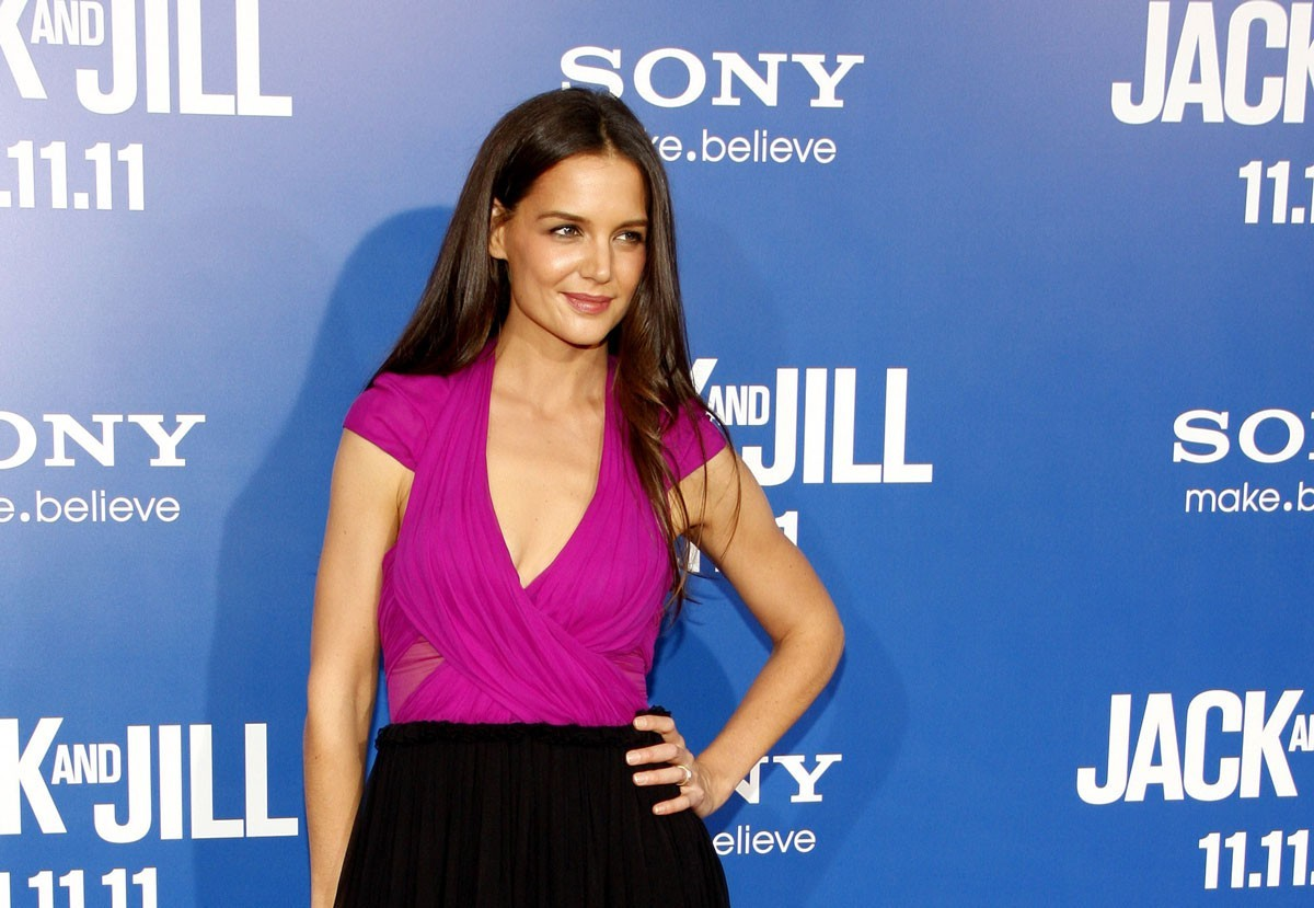 Katie Holmes: Focus on the Future
