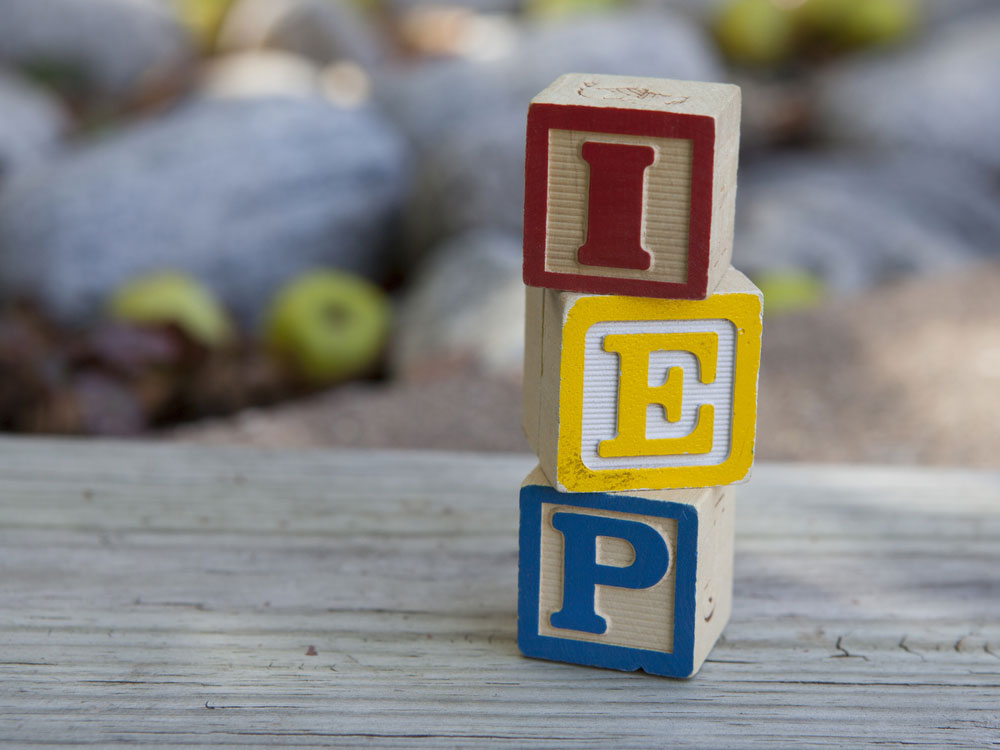 Power Up Your IEP